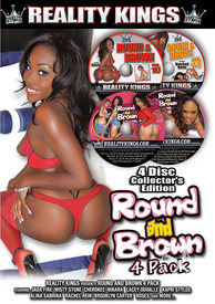 Round And Brown {4 Disc Set}